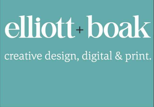we work with elliott and boak design and print